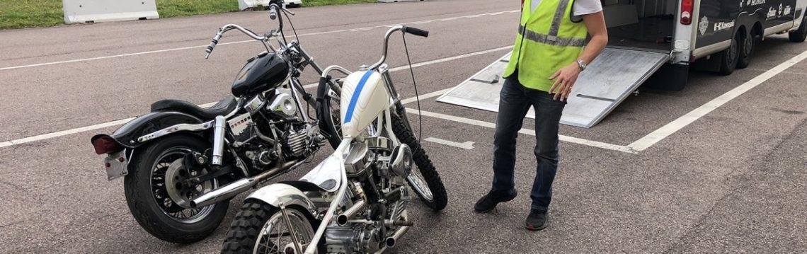 dépannage moto