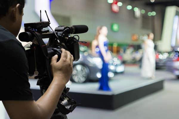 Production audiovisuelle événementielle